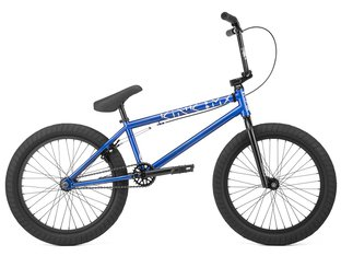 "Kink Bikes ""Launch LTD Edition"" 2020 BMX Bike - Gloss Digital Blue"