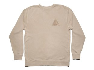 "Kink Bikes ""New Dimension"" Pullover - Sand"