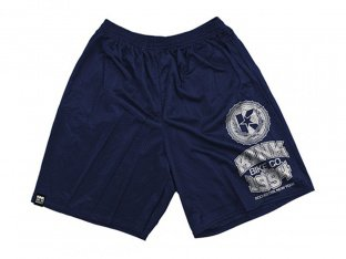 "Kink Bikes ""Ninety-Four"" Short Pants - Dark Blue"