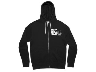 "Kink Bikes ""O.E."" Hooded Zipper"