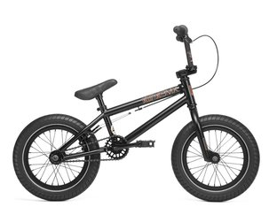"Kink Bikes ""Pump 14"" 2020 BMX Bike - Matte Guinness Black 