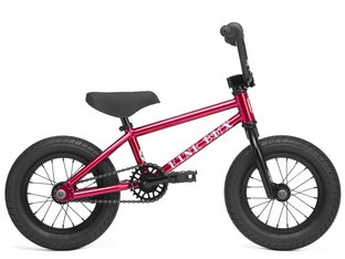 "Kink Bikes ""Roaster 12"" 2020 BMX Bike - Gloss Machine Red 