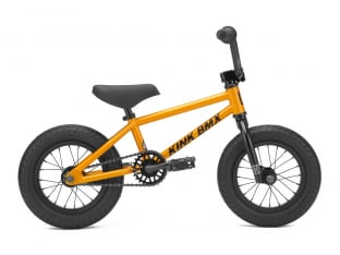 "Kink Bikes ""Roaster 12"" 2021 BMX Bike - Gloss Dusk Orange 
