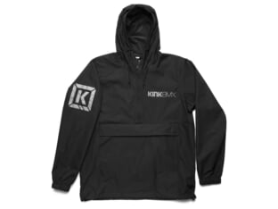 "Kink Bikes ""Special Ops"" Windbreaker Jacket - Black"