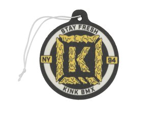 "Kink Bikes ""Stay Fresh"" Air Freshener"