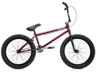 "Kink Bikes ""Whip"" 2019 BMX Rad - Gloss Raspberry Red"