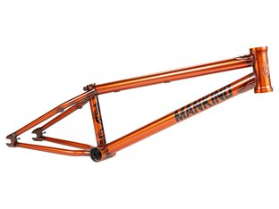 "Mankind Bike Co. ""International"" BMX Frame - Trans Orange"