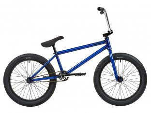 "Mankind Bike Co. ""Libertad 20"" 2019 BMX Bike - Trans Blue"