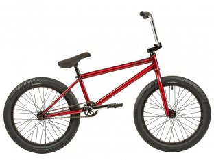 "Mankind Bike Co. ""Libertad 20"" 2019 BMX Rad - Trans Red"