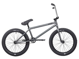 "Mankind Bike Co. ""Libertad 20"" 2020 BMX Bike - Gloss Grey"