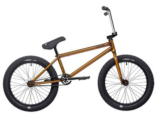 "Mankind Bike Co. ""Libertad 20"" 2020 BMX Bike - Gloss Trans Gold"