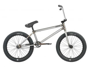"Mankind Bike Co. ""Libertad 20"" 2021 BMX Bike - Gloss Raw"