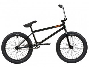 "Mankind Bike Co. ""Libertad XL 20"" 2019 BMX Rad - Gloss Black"