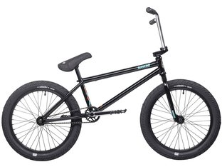 "Mankind Bike Co. ""Libertad XL 20"" 2020 BMX Bike - Gloss Black"
