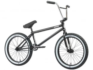 "Mankind Bike Co. ""Libertad XL 20"" 2021 BMX Rad - Gloss Black"