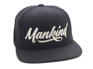 "Mankind Bike Co. ""Logo"" Kappe"