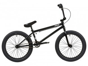 "Mankind Bike Co. ""NXS 20"" 2019 BMX Bike - Gloss Black"