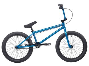 "Mankind Bike Co. ""NXS 20"" 2020 BMX Bike - Gloss Blue"