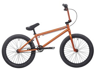 "Mankind Bike Co. ""NXS 20"" 2020 BMX Bike - Gloss Tangerine Orange"