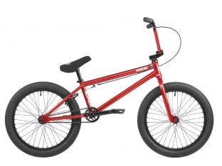 "Mankind Bike Co. ""NXS 20"" 2021 BMX Rad - Chrome Red"