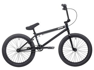 "Mankind Bike Co. ""NXS JR 20"" 2020 BMX Bike - Gloss Black"
