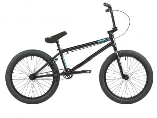 "Mankind Bike Co. ""NXS JR 20"" 2021 BMX Rad - Gloss Black"