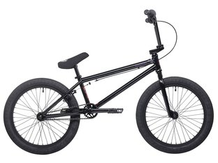 "Mankind Bike Co. ""NXS XL 20"" 2020 BMX Bike - Gloss Black"