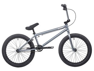 "Mankind Bike Co. ""NXS XL 20"" 2020 BMX Bike - Gloss Metal Grey"