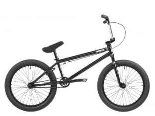"Mankind Bike Co. ""NXS XL 20"" 2021 BMX Rad - Gloss Black"