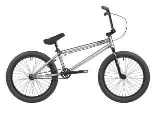 "Mankind Bike Co. ""NXS XL 20"" 2021 BMX Bike - Gloss Raw"