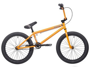 "Mankind Bike Co. ""Planet 20"" 2020 BMX Bike - Semi Matte Orange"
