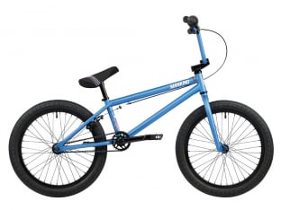 "Mankind Bike Co. ""Planet 20"" 2021 BMX Rad - Semi Matte Blue"