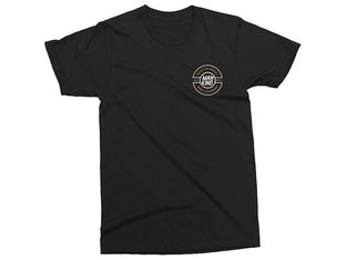 "Mankind Bike Co. ""Resist"" T-Shirt - Black"