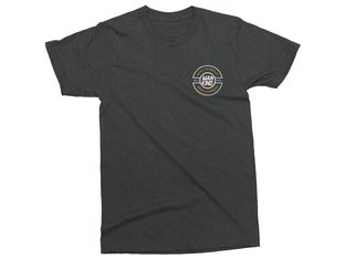 "Mankind Bike Co. ""Resist"" T-Shirt - Dark Heather Grey"