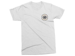 "Mankind Bike Co. ""Resist"" T-Shirt - White"