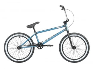 "Mankind Bike Co. ""Sunchaser 20"" 2021 BMX Rad - Semi Matte Trans Blue"