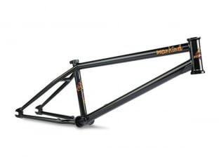 "Mankind Bike Co. ""Sunchaser"" BMX Frame - Ed Black"