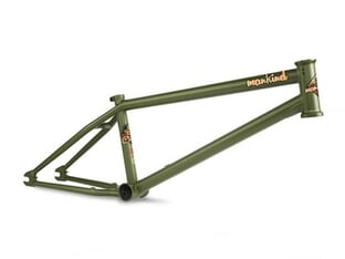 "Mankind Bike Co. ""Sunchaser"" BMX Frame - Matte Army Green"