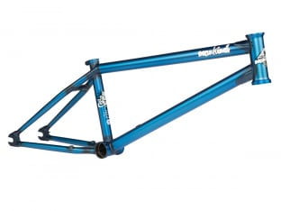 "Mankind Bike Co. ""Sunchaser"" BMX Rahmen - Matte Trans Blue"