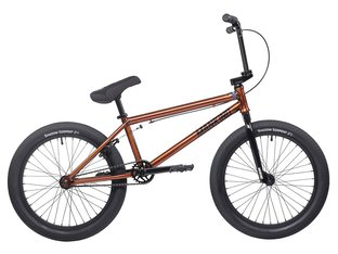 "Mankind Bike Co. ""Sureshot 20"" 2020 BMX Bike - Gloss Trans Orange"