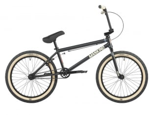 "Mankind Bike Co. ""Sureshot 20"" 2021 BMX Rad - Semi Matte Black"
