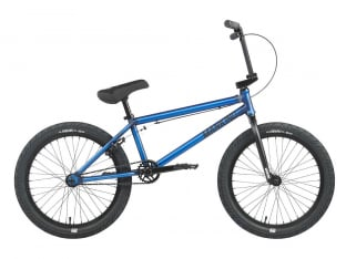 "Mankind Bike Co. ""Sureshot 20"" 2021 BMX Rad - Semi Matte Trans Blue"