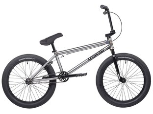 "Mankind Bike Co. ""Sureshot XL 20"" 2020 BMX Bike - Gloss Raw"