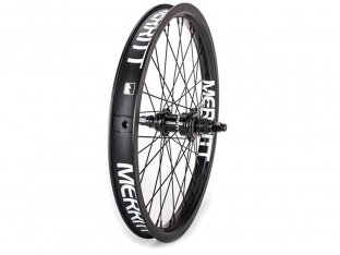 "Merritt BMX ""Battle X Final Drive"" Freecoaster Hinterrad"