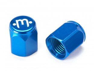 "Mission BMX ""Alloy"" Valve Caps"