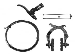 "Mission BMX ""Cease V2"" Brake + Lever + Cable Set"