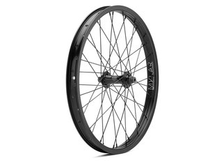 "Mission BMX ""Mylar X Radar"" Front Wheel"