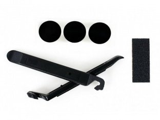 Mission BMX Tire Lever + Tube Repair Kit