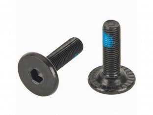 "Mission BMX ""Transit 8-Spline"" Crank Bolts"