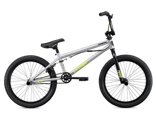 "Mongoose ""Legion L10"" 2019 BMX Bike - Silver"